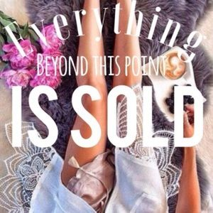Dresses & Skirts - •Everything Beyond Is Sold•